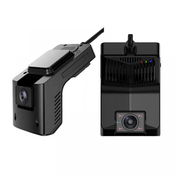 Camera auto DVR STAR T2 cu GPS Tracker si Cloud ID pentru flota, 4G, Android 5.1, 1GB RAM, 16GB ROM, QuadCore, Wi-Fi, 2 camere, Negru imagine