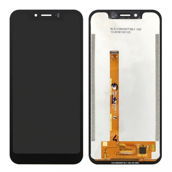 Display OGS original Ulefone Armor 5 5S Negru imagine