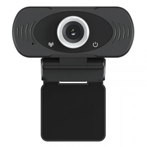 Camera Web Xiaomi IMILAB W88S FHD cu microfon si sistem de prindere pentru trepied, 2MP, Alimentare USB imagine