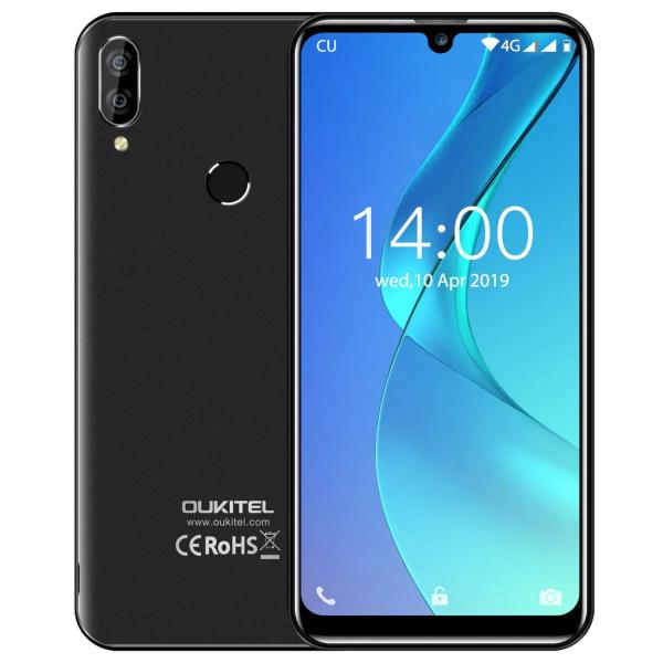 Telefon mobil Oukitel C16 Pro 3 32 Negru imagine