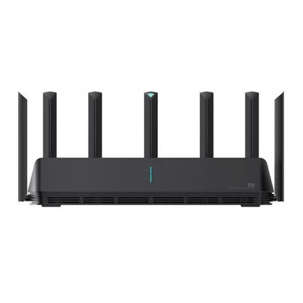 Router Wi-Fi Xiaomi AIoT AX3600, Wi-Fi 6 600Mb, 5Ghz, WPA3, Dual Band, 2976Mbs, Qualcomm A53, 6 Core, OFDMA, MU-MIMO, 7 antene imagine