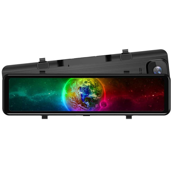 Oglinda retrovizoare STAR Z70, 4G, IPS 12inch, MTK6753 QuadCore, 2GB RAM, 32GB ROM, Android 8.1, GPS, ADAS, Wifi, Bluetooth imagine