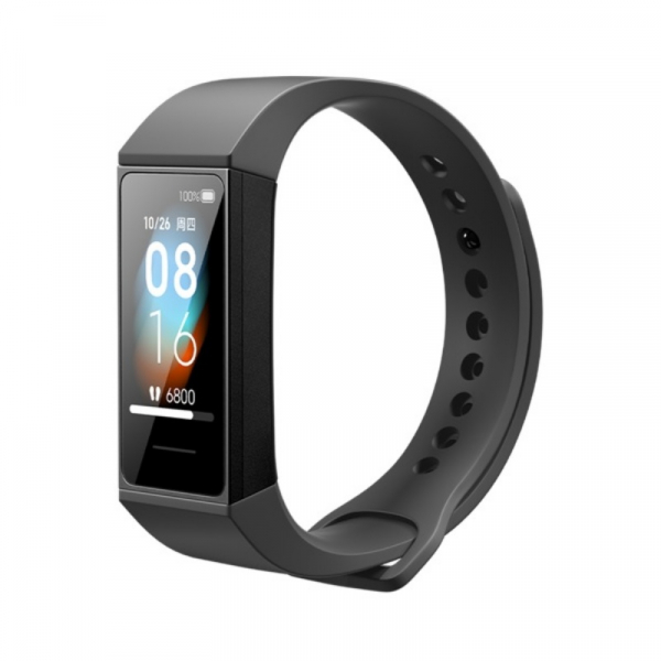 Smartband Xiaomi Mi Band 4C, TFT 1.08 , Incarcare USB, Ritm cardiac PPG, Bluetooth v5.0, Waterproof 5ATM, 130mAh, Global, Negru imagine