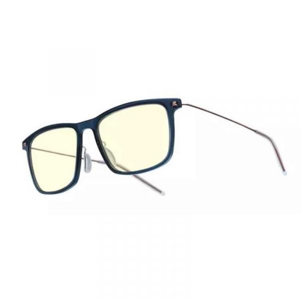 Ochelari de protectie Xiaomi Mi Computer Glasses Pro, UV400, Blocare lumina albastra 50%, Extrem de usori si confortabili, Albastru imagine