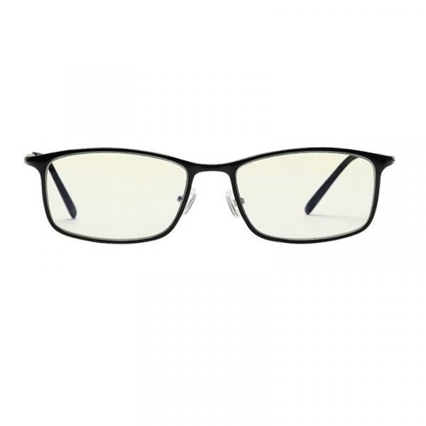 Ochelari de protectie Xiaomi Mi Computer Glasses, UV400, Blocare lumina albastra 40%, Lentile galbene, Usori si confortabili, Negru imagine