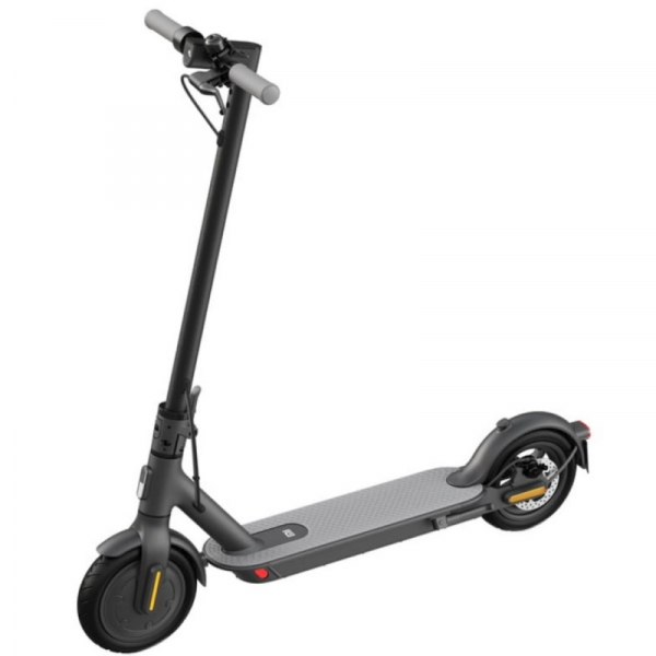 Trotineta electrica Xiaomi Mi Electric Scooter Essential, Autonomie 20km, Viteza maxima 20km h, IP54, Global, Negru imagine