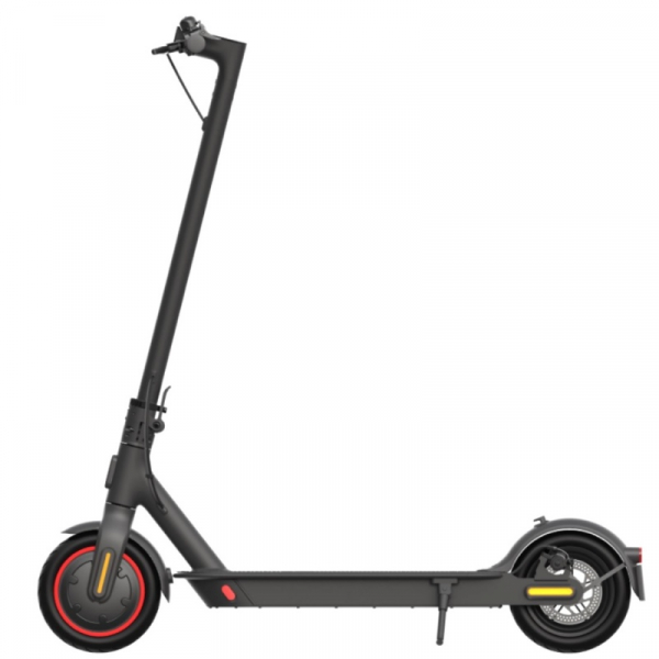 Trotineta electrica Xiaomi Mi Electric Scooter Pro 2, Autonomie 45km, Viteza maxima 25km h, IP54, Global, Negru imagine