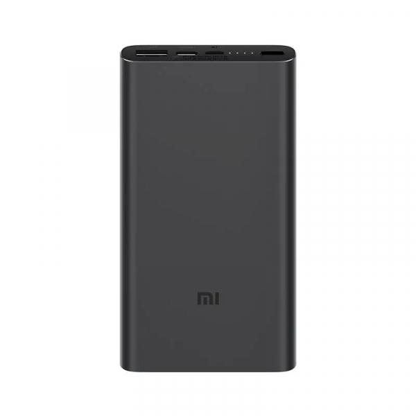 Acumulator extern Xiaomi Mi Power Bank 3 negru imagine