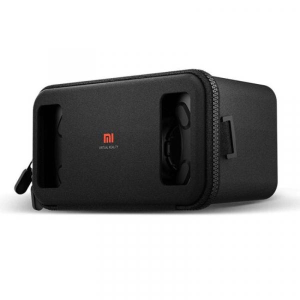 Ochelari realitate virtuala Xiaomi VR Play V1C binoculari compatibili cu smartphone intre 4.7 si 5.7 , Negru imagine