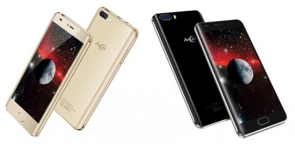 Telefon mobil AllCall Rio - Dualstore - husa silicon originala si casti stereo cadou imagine