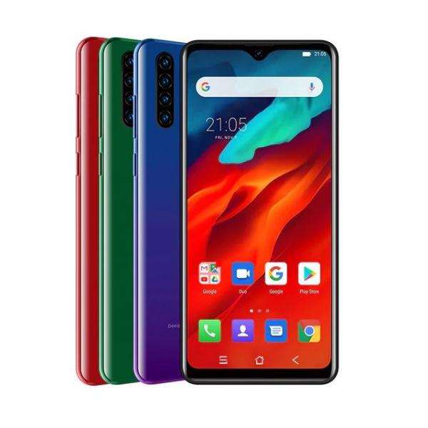 Telefon mobil Blackview A80 Pro, IPS 6.49inch, 4GB RAM, 64GB ROM, Android 9.0, Helio P25, ARM Mali T-880 MP2, 4680mAh, Dual SIM imagine
