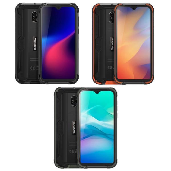 Telefon mobil Blackview BV5900, 3 GB RAM, 32 GB ROM, Android 9.0, MediaTek Helio A22, Quad-Core, 5.7 inch, 5580 mAh, Dual Sim imagine