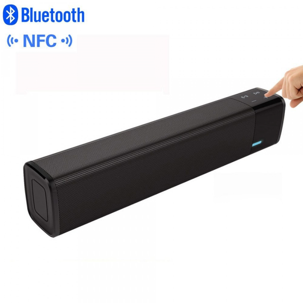 Boxa portabila wireless JKR KR1000 Bluetooth, 20W, AUX, USB, TF, compatibila iOS si Android imagine