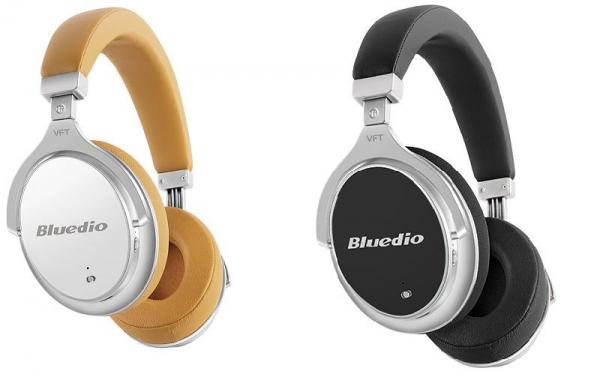 Casti Bluetooth Bluedio Faith 2 (F2), USB Tip C, Wireless, Microfon, anularea zgomotelor imagine