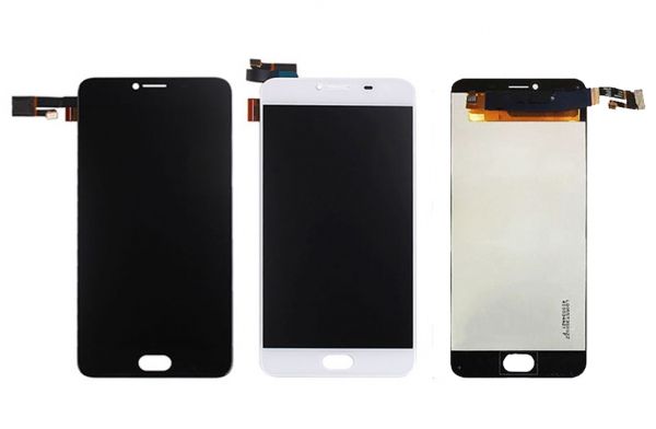 Display OGS UMi Z Z Pro cu rama (ecran + touchscreen) - DualStore imagine