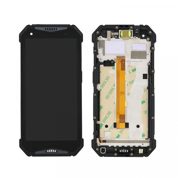 Display OGS original Ulefone Armor 3 3T 3W 3WT imagine