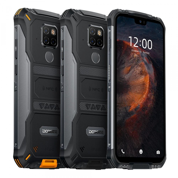 Telefon mobil Doogee S68 Pro, IPS 5.9inch, 6GB RAM, 128GB ROM, Android 9.0, Helio P70, 6300mAh, Incarcare Wireless Reversibila, Dual SIM imagine