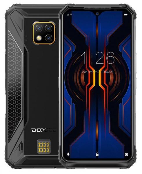 Telefon mobil Doogee S95 Pro, IPS 6.3inch, 8GB RAM, 128GB ROM, Android 9.0, Helio P90 Octa-Core, 5150 mAh, Dual Sim imagine