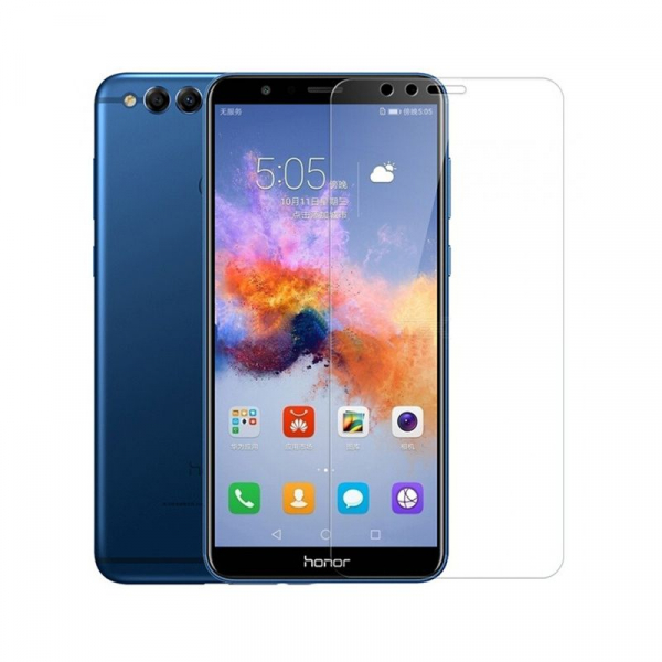 Folie de protectie din sticla pentru Honor 7X tempered glass imagine