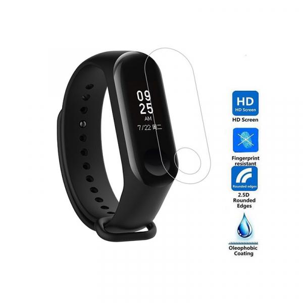Folie de protectie pentru bratara fitness Xiaomi Mi Band 3 imagine