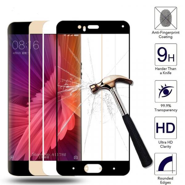 Folie de protectie din sticla pentru Xiaomi MI6 Full Screen Cover imagine