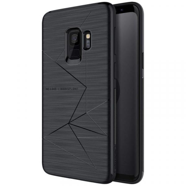 Husa Magnetica Nillkin Magic Case - pentru Samsung Galaxy S9, Suporta Incarcare Wireless imagine