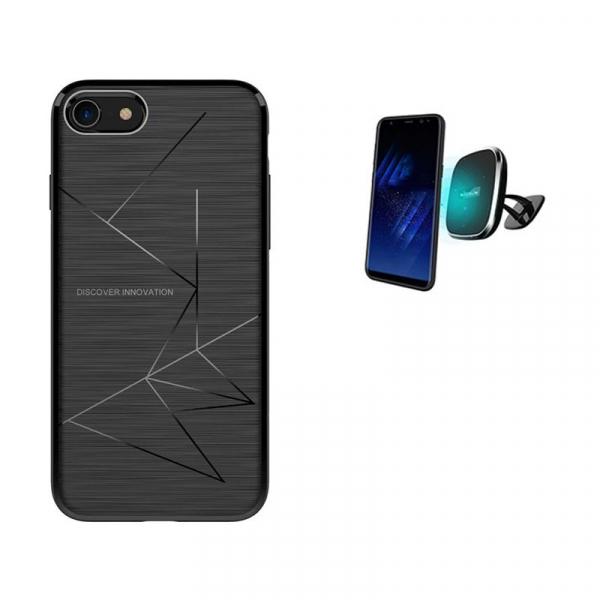 Husa Magnetica Nillkin pentru Iphone 8, Suporta Incarcare Wireless imagine
