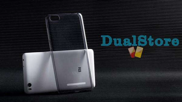 Husa din silicon transparent pentru Xiaomi Mi4i Mi4c imagine