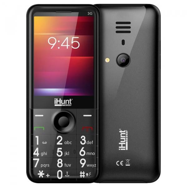 Telefon mobil iHunt i3 3G negru imagine