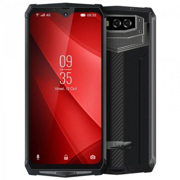 Telefon mobil iHunt TITAN P13000 Pro, IPS 6.3 inch, 4GB RAM, 64GB ROM, Android 9.0, Helio P35, IMG GE8320, Octa Core, 13000 mAh, Dual Sim imagine