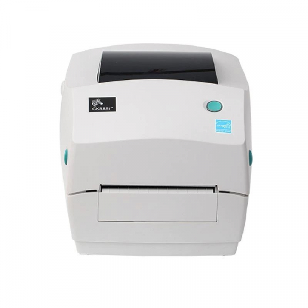 Imprimanta termica Zebra GK888t pentru etichete, 104mm, 203dpi, 8MB RAM, 8MB ROM, USB imagine