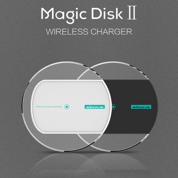 Incarcator wireless QI Magic Disk Nillkin imagine