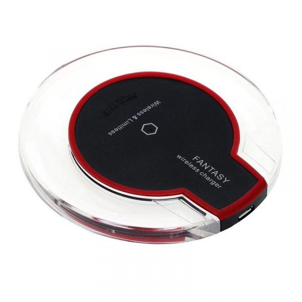 Incarcator Wireless Star Fantasy cu incarcare rapida, compatibil si cu DOOGEE imagine