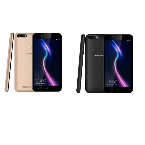 Telefon mobil Leagoo Power 2 Pro, 4G, 2GB RAM, 16GB ROM, Android 8.1, 5.2 inch, 4000mAh, MT6739 QuadCore, Amprenta, Face ID imagine