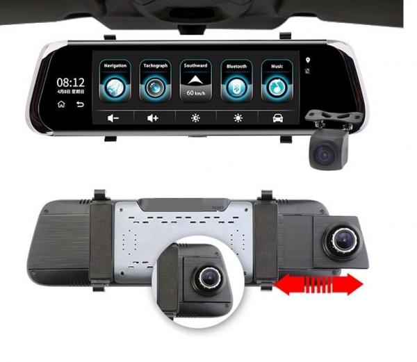 Oglinda Retrovizoare Star Senatel E08 Plus DVR 4G, GPS, 10 inch, 1GB RAM 16GB ROM, Wifi, Bluetooth, Camera fata spate, ADAS, FHD imagine