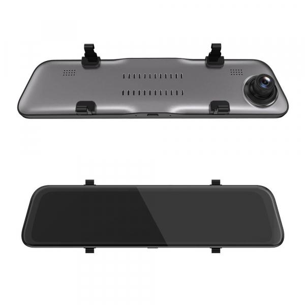 Oglinda retrovizoare Star Senatel S11, 2K, 12 inch, 170 , Hisilicon Hi3556, Touchscreen, Dual Camera, Giroscop imagine