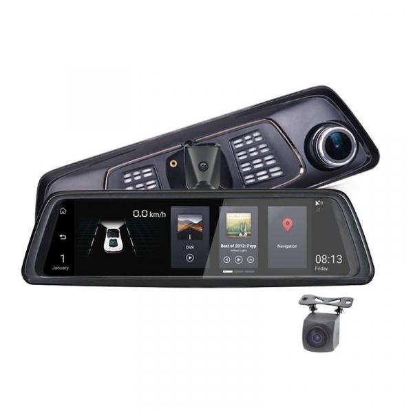 Oglinda retrovizoare Star Senatel V9, 4G, 10 inch, MTK6735, Quad-Core, 2GB RAM, 32GB ROM, Android, GPS, ADAS, Wifi, Night Vision imagine