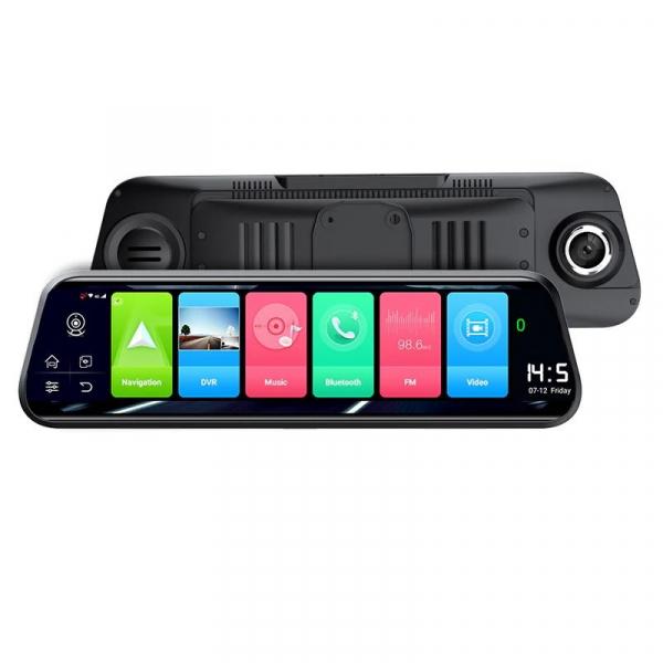 Oglinda retrovizoare STAR Z68, 4G, IPS 12inch, MTK6735 QuadCore, 2GB RAM, 32GB ROM, Android 8.1, GPS, ADAS, Wifi, Bluetooth imagine