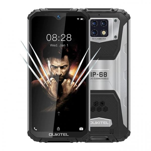 Telefon mobil Oukitel WP6 Lite 4 128 Negru imagine