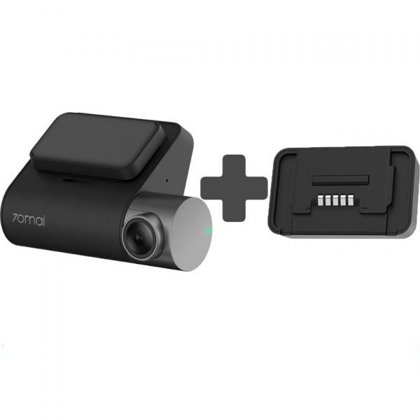 Pachet Camera auto Xiaomi 70MAI D02 Pro + GPS D03 Dash Cam 1944p FHD, 140 FOV, Night Vision, Wifi, Monitorizare parcare imagine