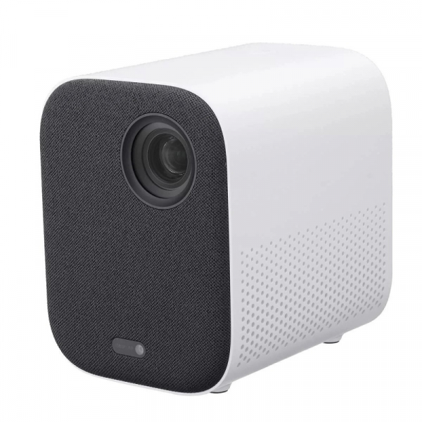 Proiector Xiaomi Mi Smart Compact Projector, 4K, 120 , HDR10, 2GB RAM, 8GB ROM, Android TV 9.0, Wi-Fi dual-band, Bluetooth, Dolby, Global imagine