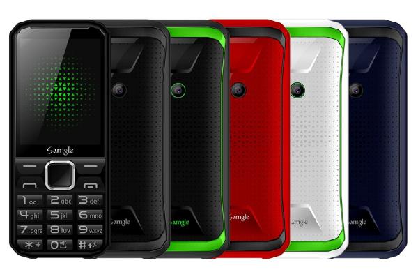 Telefon mobil Samgle F9 Hulk, 3G, 1450 mAh, 64MB RAM, 128MB ROM, 2.8 inch, Lanterna, Radio, Dual SIM, Compatibil Digi Mobil imagine
