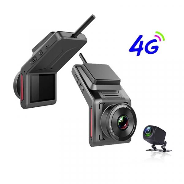 Camera auto DVR STAR K18 FHD, 4G, Display 2.0 , Wi-Fi Hotspot, GPS, Monitorizare parcare, Live view, Camera fata spate, Aplicatie imagine