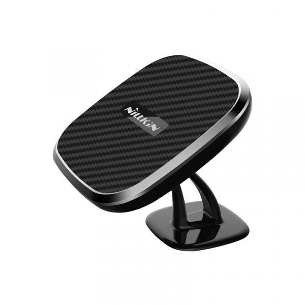 Suport auto magnetic cu incarcare wireless Nillkin cu incarcare rapida Tip c imagine