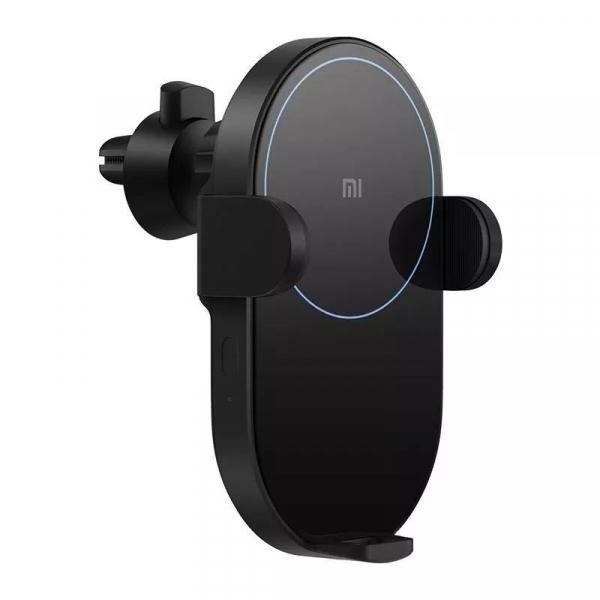 Suport Incarcator wireless auto Xiaomi Mi WCJ02ZM, 20W, USB-C imagine