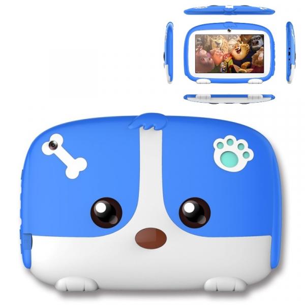 Tableta Beneve Q718, 3G, LCD 7 , Android 9, 1GB RAM, 16GB ROM, Wi-Fi, Camera, Slot card, 2800mAh, Albastru imagine