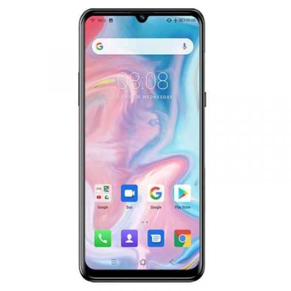 Telefon mobil Blackview A80 2020, 4G, IPS 6.21 , 2GB RAM, 16GB ROM, Android 10 GO, MT6737V W, Quad Camera, 4200mAh, Dual SIM, Rosu imagine