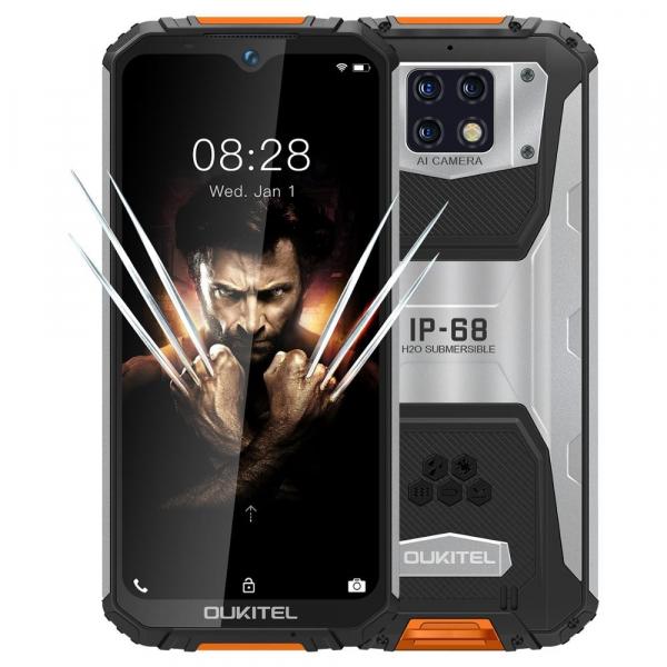 Telefon mobil Oukitel WP6 6 128 orange imagine