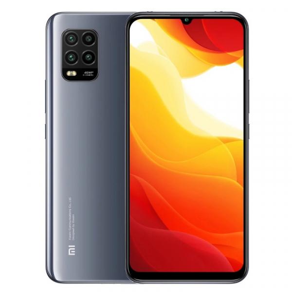 Telefon mobil Xiaomi Mi 10 Lite, 5G, AMOLED 6.57 , 6GB RAM, 128GB ROM, Snapdragon 765G OctaCore, 4160mAh, Dual SIM, Global, Gri imagine