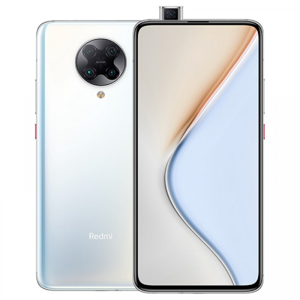 Telefon mobil Xiaomi Redmi K30 Pro, 5G, AMOLED 6.67inch, 8GB RAM, 128GB ROM, Android 10, Snapdragon865 OctaCore, Dual SIM, 4700mAh, Alb imagine